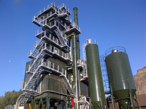 Marini Asphalt Plant BE TOWER
