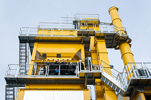 BE Tower Marini Asphalt Plant