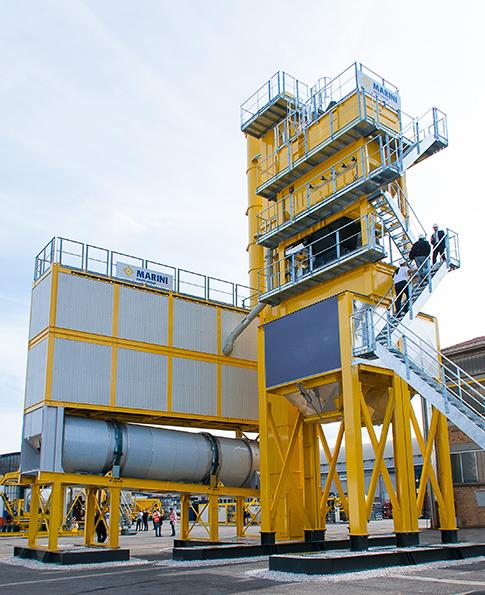 Marini BE Tower Equipments