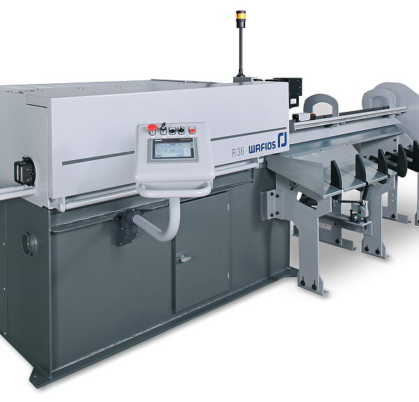 Wafios Wire Metal Straightening Machine Suppliers