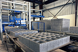 Concrete Masonry Handling Sytmem Unit Suppliers