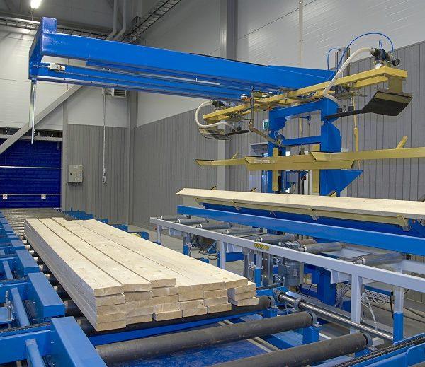Randek SP720 Timber Frame Cut Saw